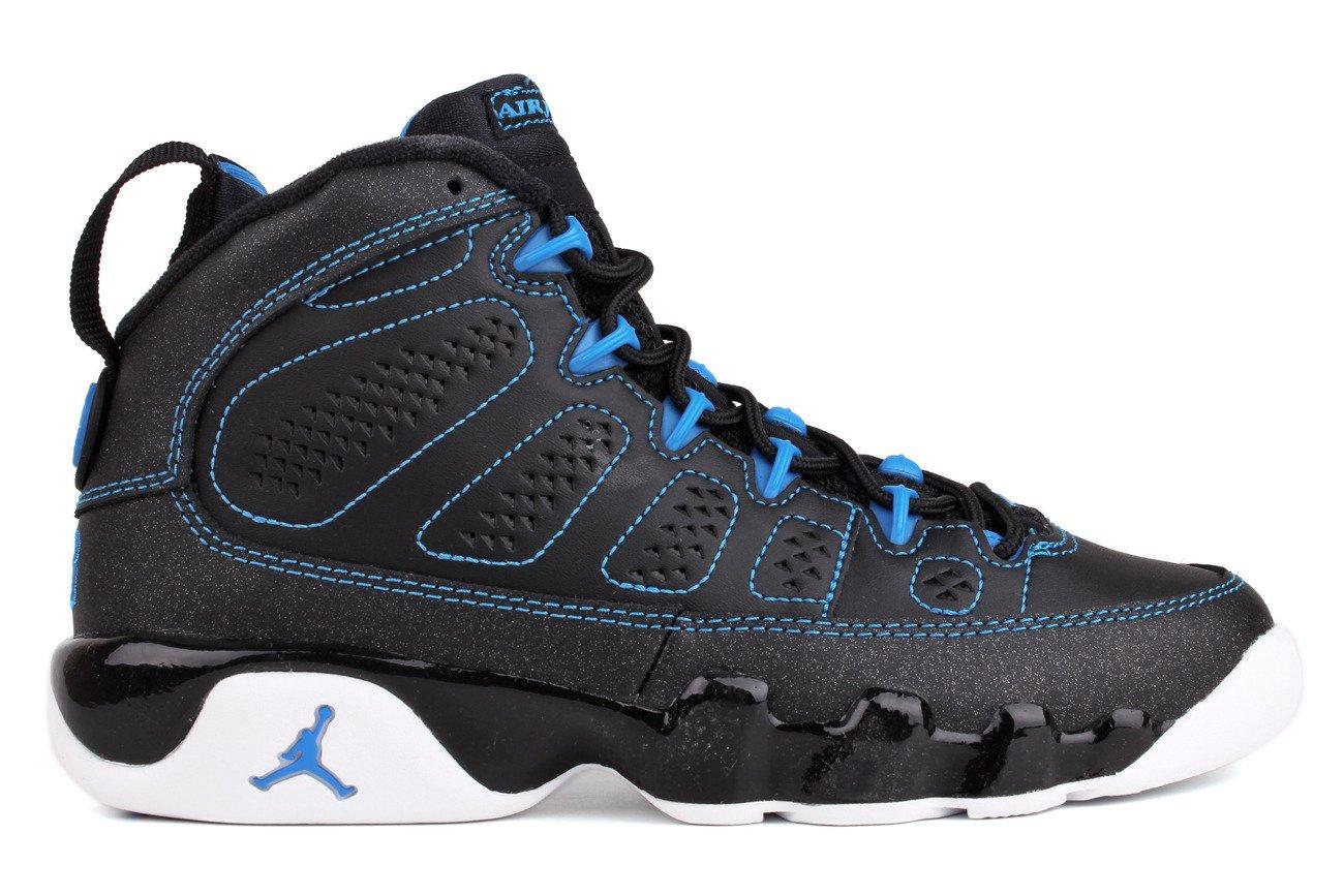 separation shoes f4078 fae1b ... ireland air jordan 9 retro gs photo blue black 302359 007 4schwarz associate  degree.de