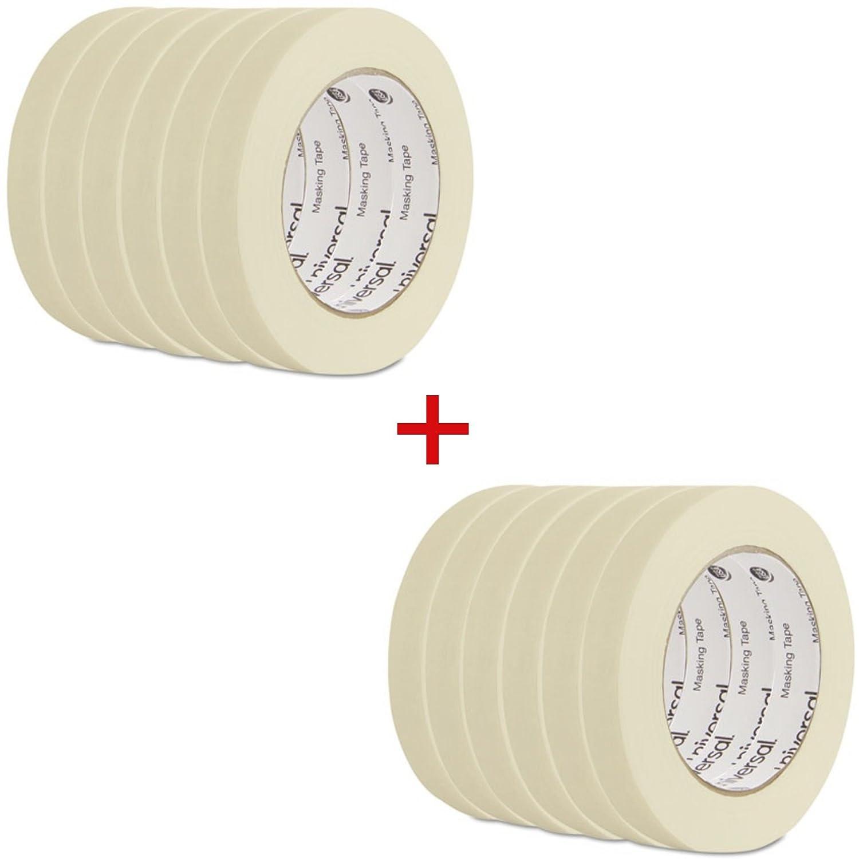 General Purpose Masking Tape Universal CECOMINOD082349 UNV51334