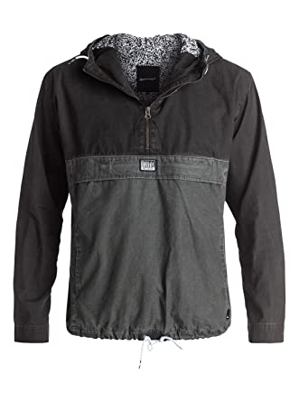 Amazon.com: Quiksilver Mens Surf - Pullover Jacket Pullover Jacket ...