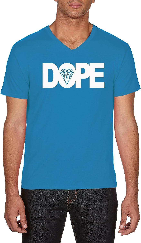 Touchlines Dope Diamand Sweat-Shirt /à/Capuche Homme