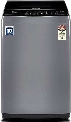 8 Kg Panasonic Washing Machine Fully Automatic Top Loading Washing Machine 5 Star NA-F80LF1HRB