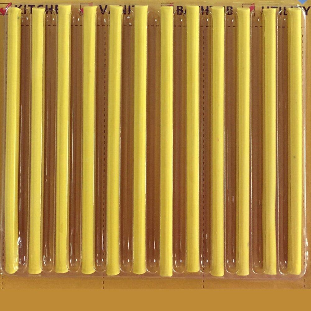 ドラゴンHonor 12個(1パック) レモンEnzymatic Drain Sticks – を防ぐBlockages Forming – 1年の保護パケットごと   B076Z6S2XC