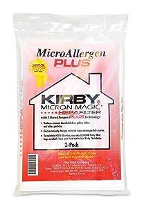 Kirby Microallergen Plus Bag, 205814 (2 pack)