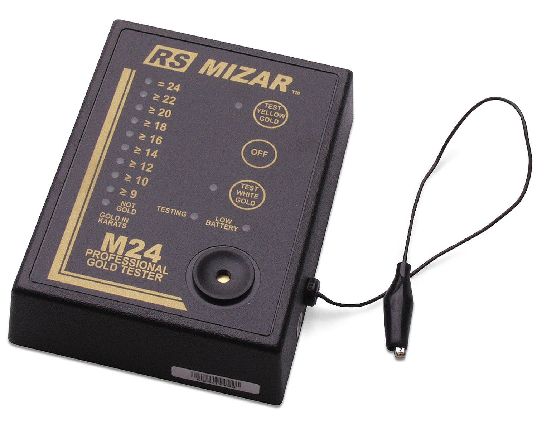 M-24 Mizar Gold Karat Tester Jewelry Making Metal Testing Digital Tool by PMC Supplies LLC (Image #1)