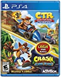 Crash Team Racing + Crash Bandicoot N.Sane Trilogy Bundle – Playstation 4