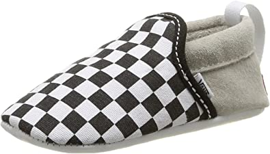 Amazon.com   Vans Kids' Slip-on Crib-K