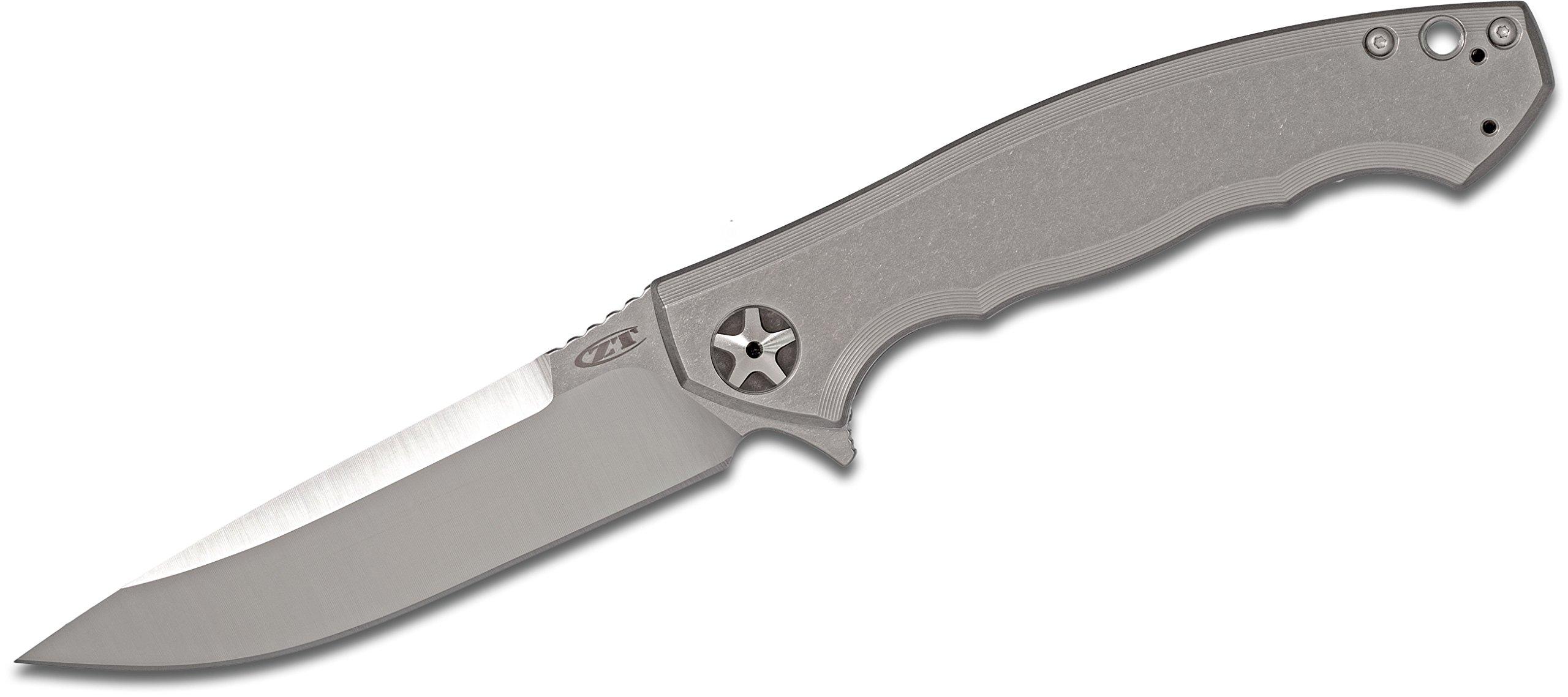 Zero Tolerance 0452TI Sinkevich S35VN Steel Folding Knife