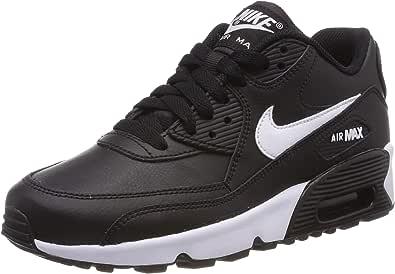 Nike Air MAX 90 LTR (GS), Zapatillas de Running para Niñas, Negro (Black/White/Anthracite 025), 35.5 EU: Amazon.es: Zapatos y complementos