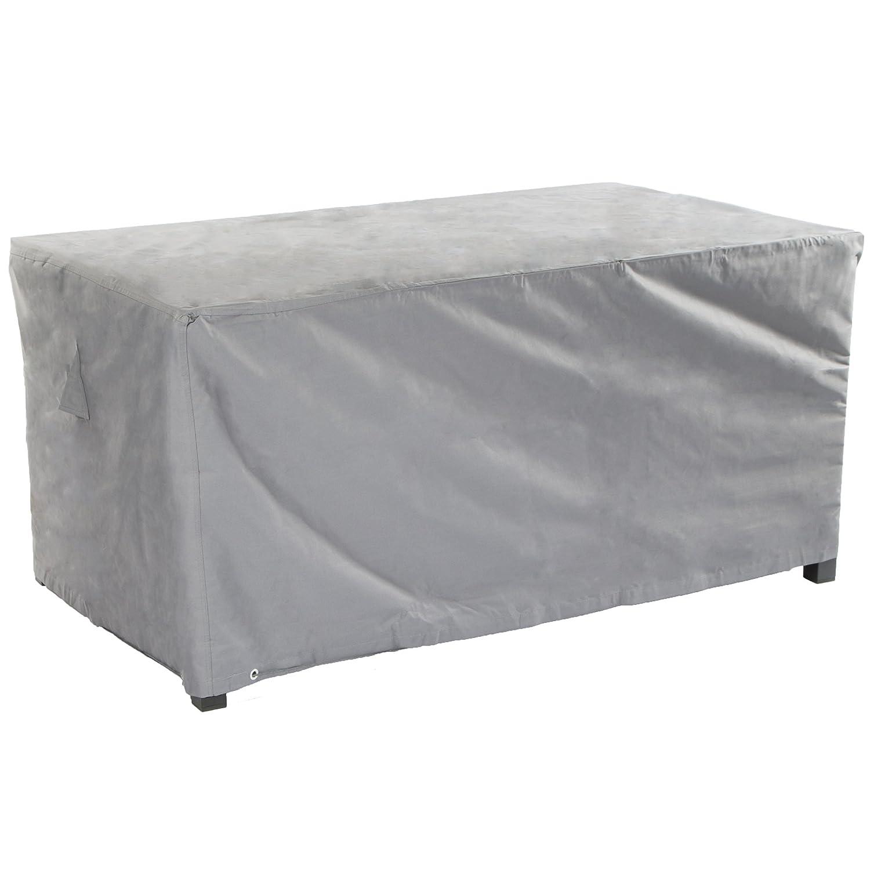Ultranatura Fodera protettiva in tessuto per tavolo da giardino quadrato, fodera protettiva contro le intemperie angolare, 125x70x94cm Summary 200100000126 accessori da giardino mobili