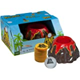 PongCano Volcano Family Board Game - Ball Bounce Fun for All Ages, Kids and Adults 8 Years and Up