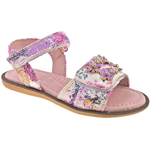 Lelli Kelly LK5514 (AM02) Fantasia Lilla Mariele Adjustable Strap Sandals-31 (UK 12.5) ytIJlmGL