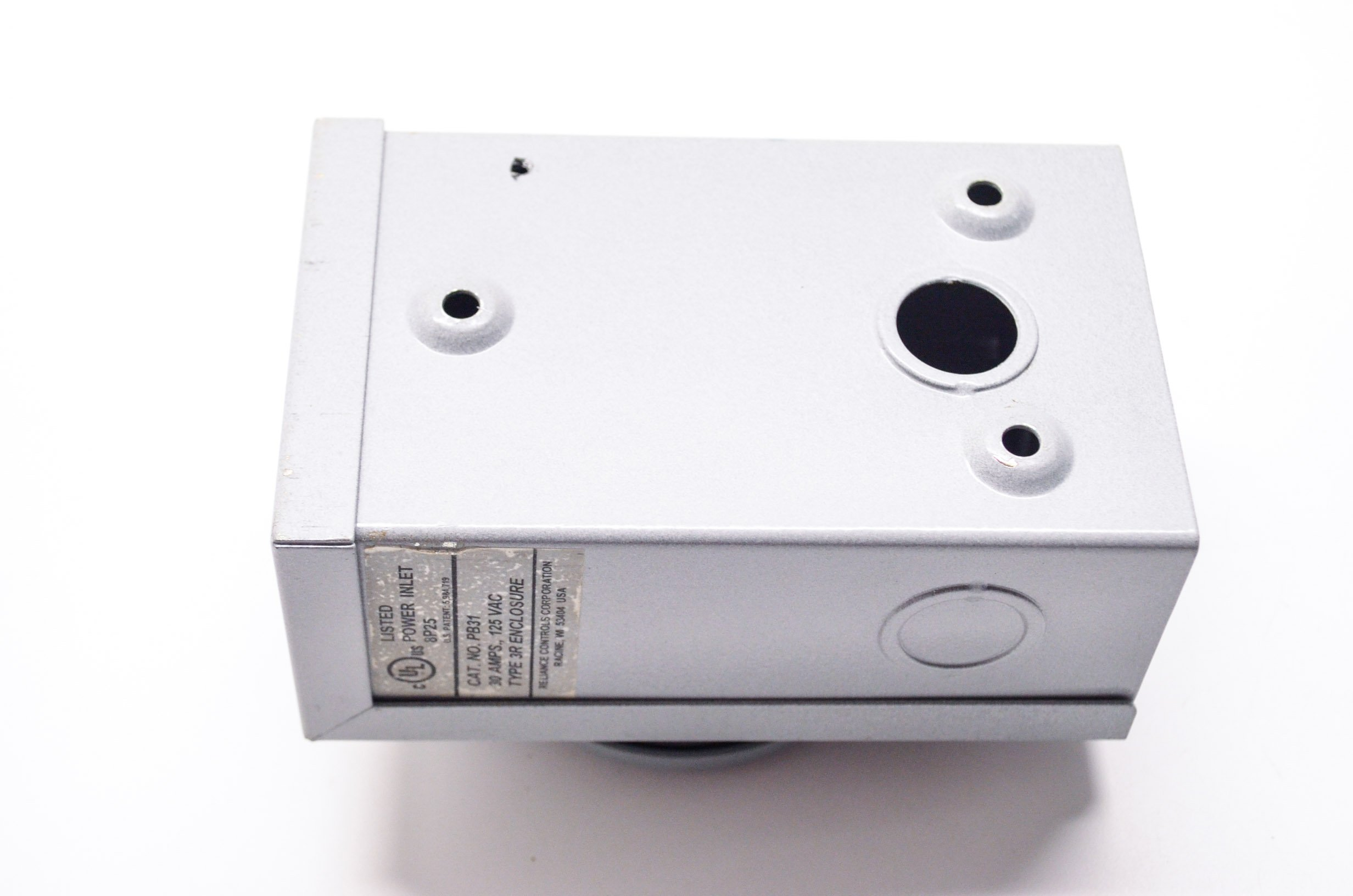Honda 32316-189-PB31 Pwr Inlet Box,L5-30; 32316189PB31 Made by Honda by Honda (Image #2)