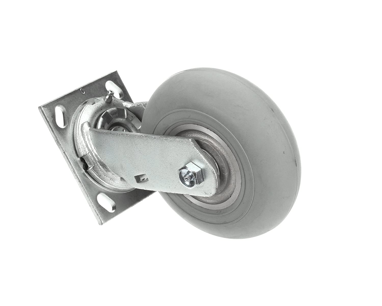 6D Cres Cor 0569-290 Hi Modulus Plate Caster