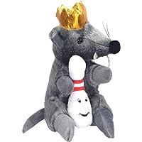 Bowling Kegeln Rat King Maskottschen Trophy Soft Plush Toy