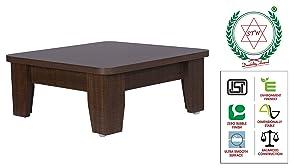 STW Startechwood Elegant Bajot/Pooja Chowki/Low Height Table