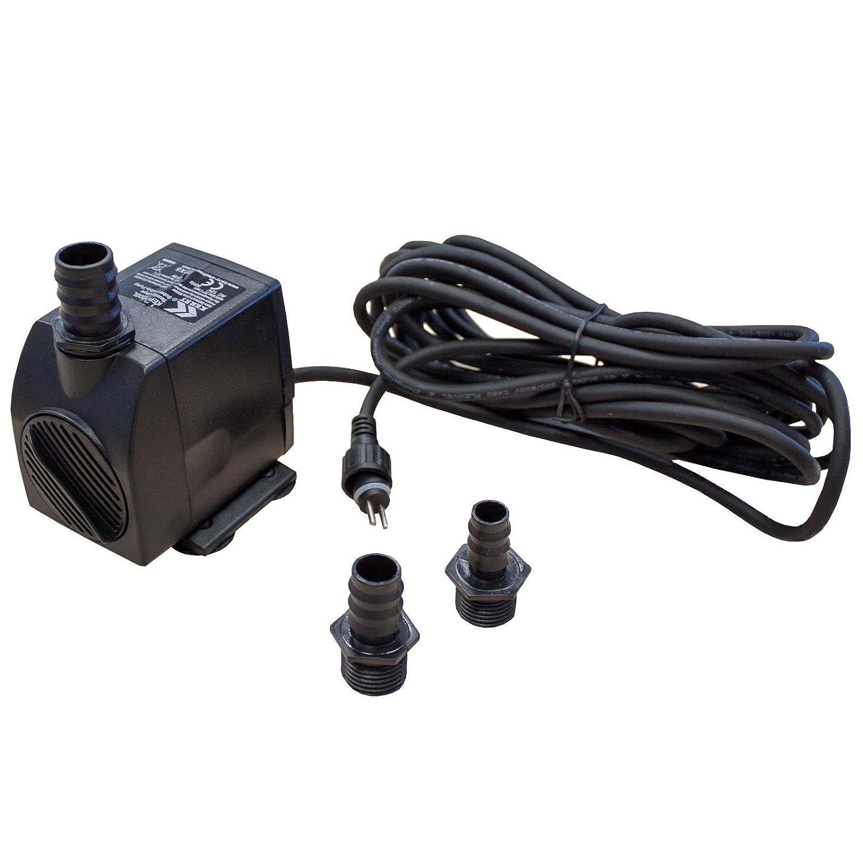 kel1200ll Kerry Pompe/Complément Pompe/Pompe de rechange 1200L/H Pompe 12V AC, sans transformateur, 21W Kerry Electronics