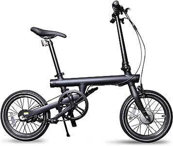 Xiaomi Qicycle - Bicicleta Eléctrica Plegable 250W, Negro: Amazon ...