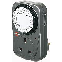 Brennenstuhl 24 Hr Mains Timer MZ20 UK Plug