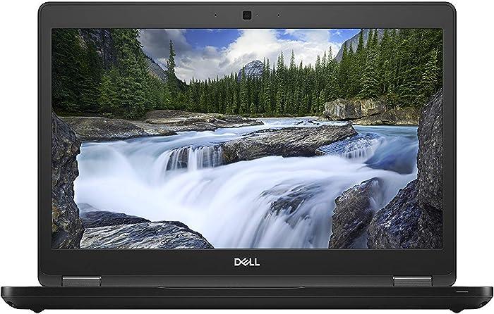 "Dell Latitude 5490 / Intel 1.7 GHz Core i5-8350U Quad Core CPU / 16GB RAM / 512GB SSD / 14"" FHD (1920 x 1080) Display / HDMI / USB-C / Webcam / Windows 10 Pro (Renewed)"