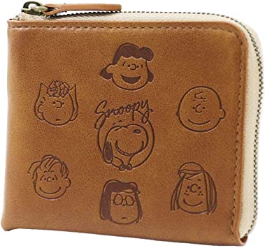 Snoo-py Stylish And Personal Easy To Carry Leather Wallet