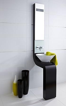 20m2 Large Gloss White Bathroom Wall Tile Deal 600 x 300: Amazon.co ...