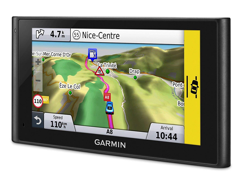 Garmin n/üviCam LMT-D Palmare//Fisso 6 TFT Touch screen 319.2g Nero navigatore