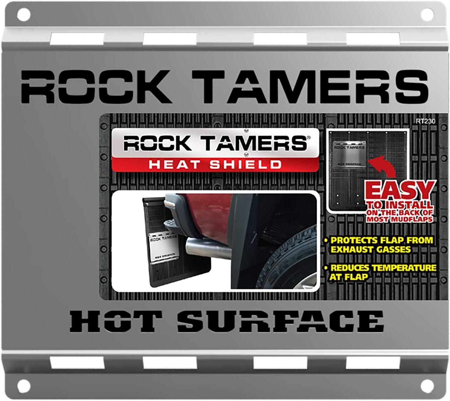 Rock Tamers, Llc RT230 Rock Tamer Heat Shield