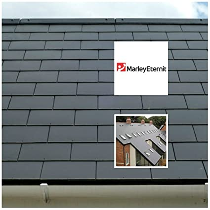 Marley Thrutone Fibre Cement Slate | Roof Tiles | Smooth