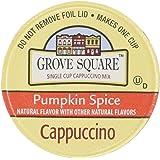 Grove Square Pumpkin Spice Cappuccino K-Cups (48 Count)