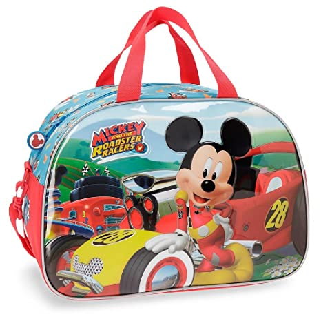 Amazon.com | Disney Roadster Racers Travel Duffle, 40 cm ...