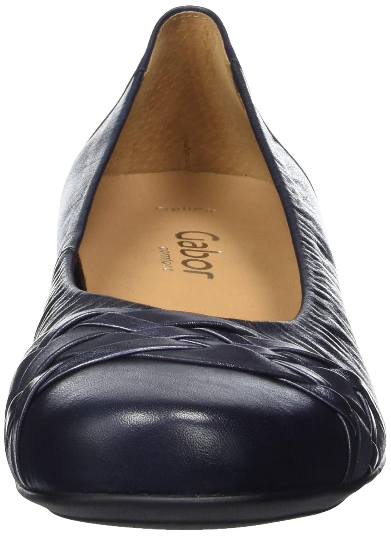 Gabor Damen Comfort Geschlossene Ballerinas Blau (Navy (Navy (Navy 85) 6f4f2e