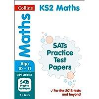 KS2 Maths SATs Practice Test Papers: 2019 tests (Collins KS2 SATs Practice)