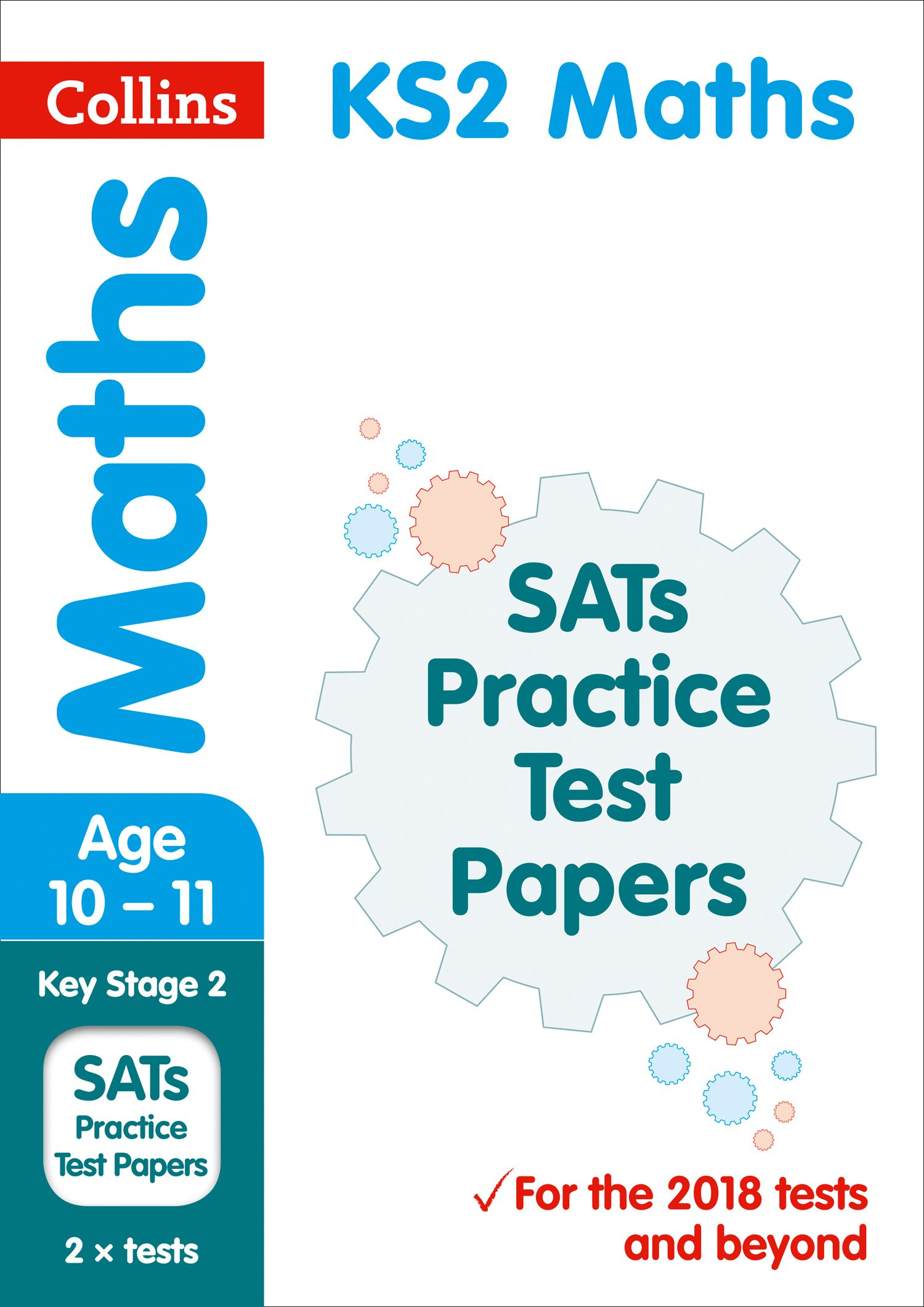 Buy KS2 Maths SATs Practice Test Papers: 2019 tests (Collins KS2 ...