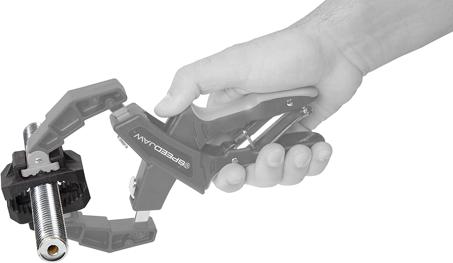 SPEEDJAW 94036 Adjustable Locking Hand Clamp with Quick-Release