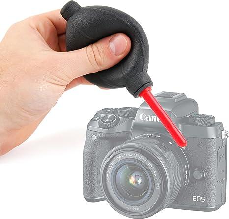 DURAGADGET Kit De Limpieza Para Cámara Canon EOS 2000d/Rebel T7 ...