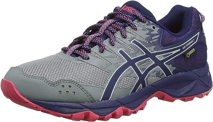 Asics Gel-Sonoma 3 G-TX, Zapatillas de Running para Mujer: Asics ...