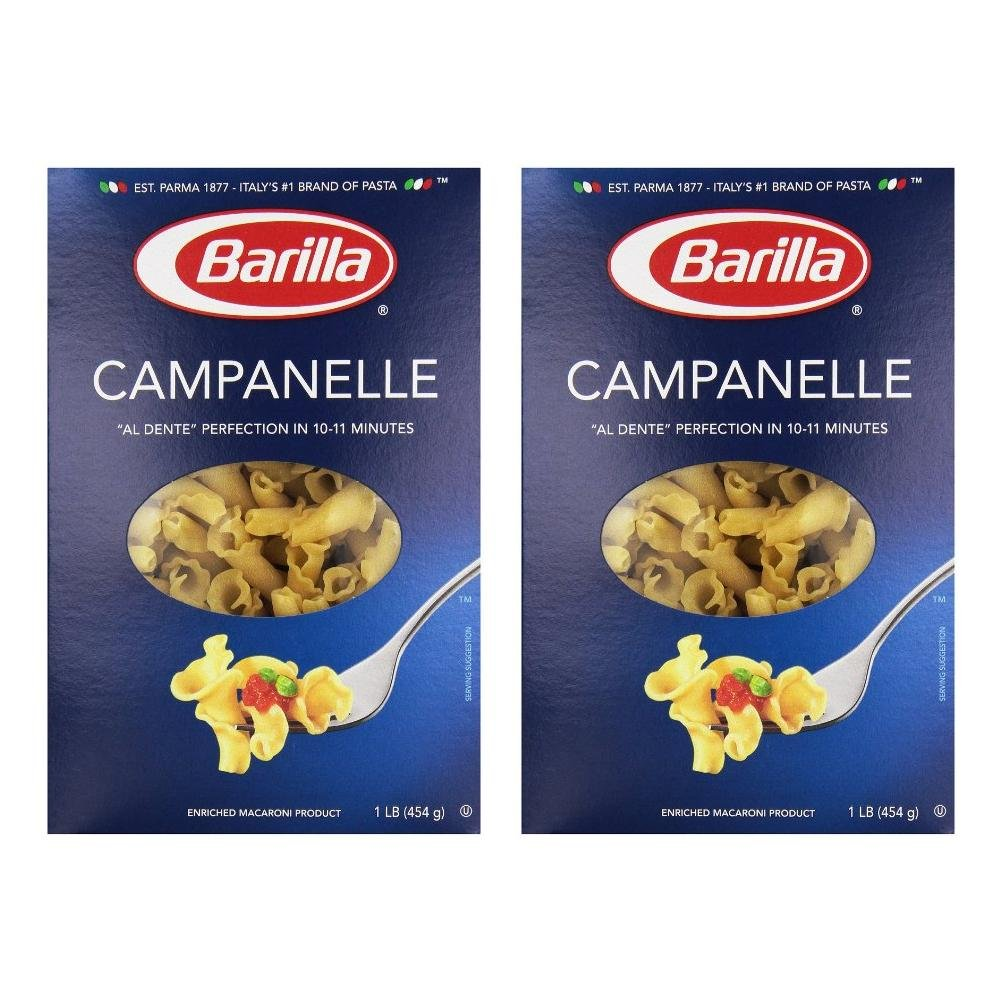 com barilla campanelle oz italian pasta grocery com barilla campanelle 16 oz italian pasta grocery gourmet food