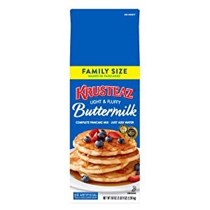 Krusteaz Pancake Mix, Buttermilk, 56 Oz