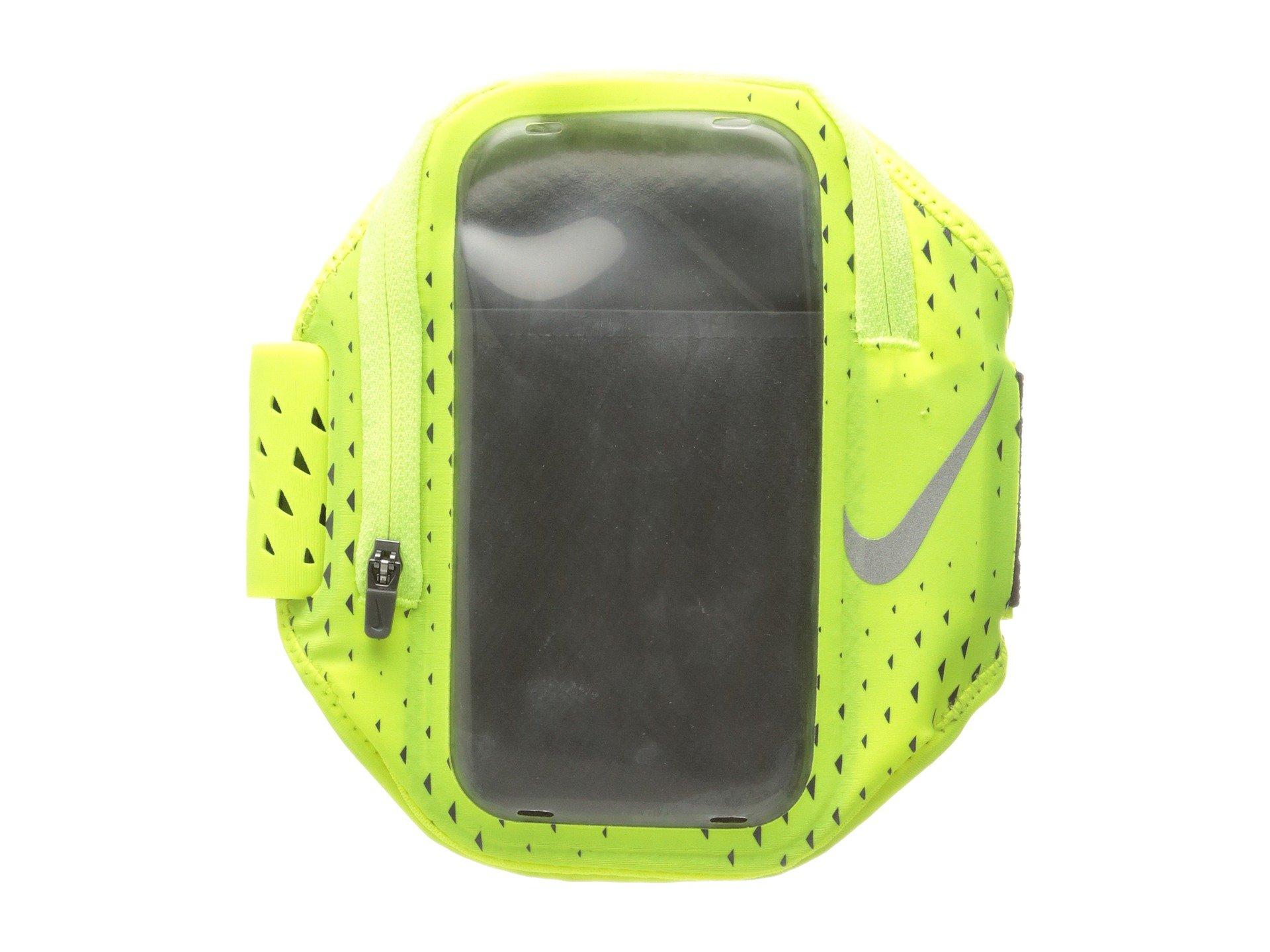 Nike Pocket Running Armband (Volt)