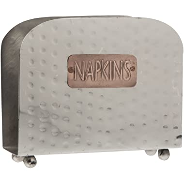 Home Essentials 80977-HE Napkin Holder Nickel Finish