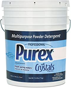 DIA06355 - Purex Dry Detergent, Original Fresh Scent, Powder, 15.6 Lb. Pail