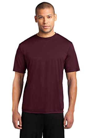 cf048eaa Port & Company Mens Essential Performance Tee PC380 -Athletic Mar 3XL