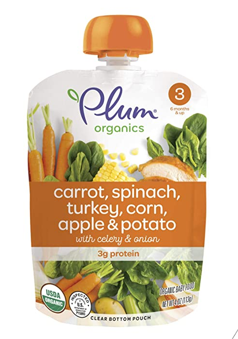 Top 10 Stage 3 Organic Baby Food