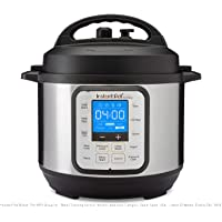 Instant Pot Duo Nova 7-in-1 Electric Pressure Cooker, Slow Cooker, Rice Cooker, Steamer, Saute, Yogurt Maker, and Warmer