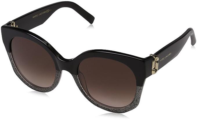 c306a627673 Marc Jacobs Marc 247 S HA NS8 53 Montures de lunettes Noir (Black Glttr