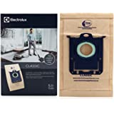 Genuine Electrolux Classic Vacuum Bag s-bag EL200F - 5 bags