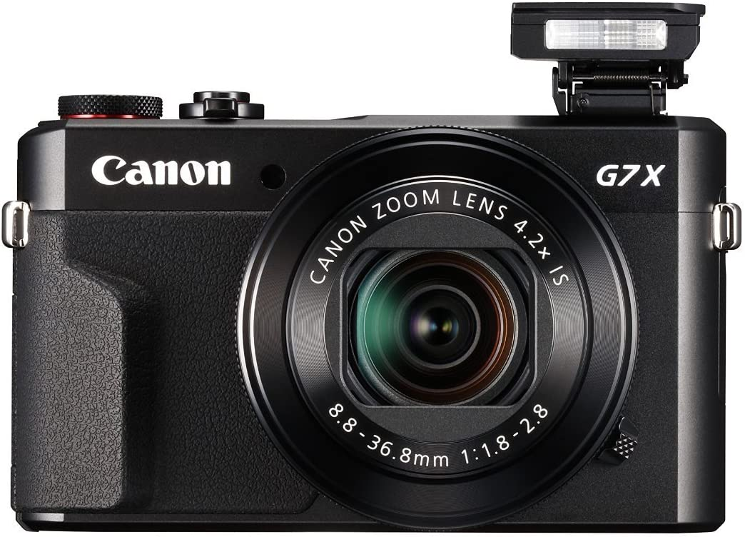 Video camera for moms | Canon G7 X Mark II