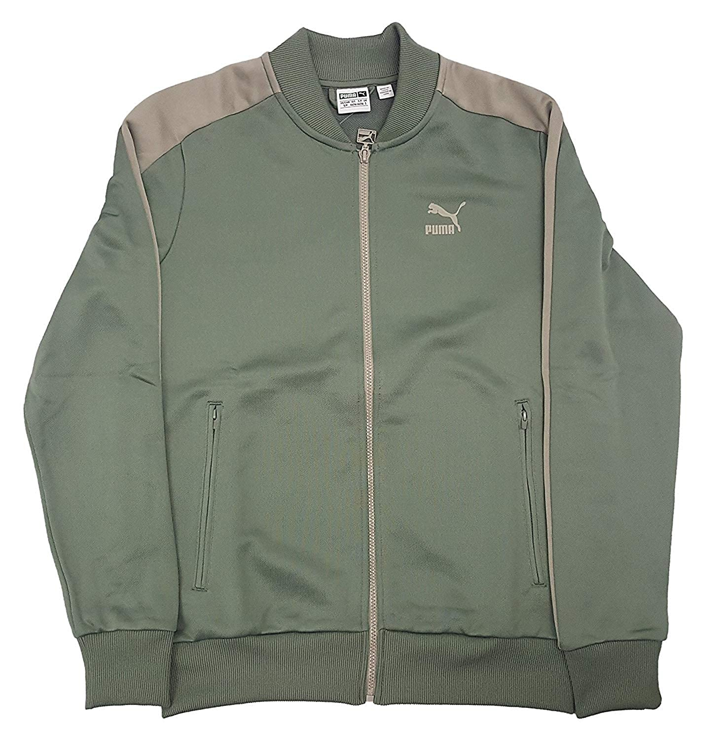 PUMA Mens T7 Bomber Jacket