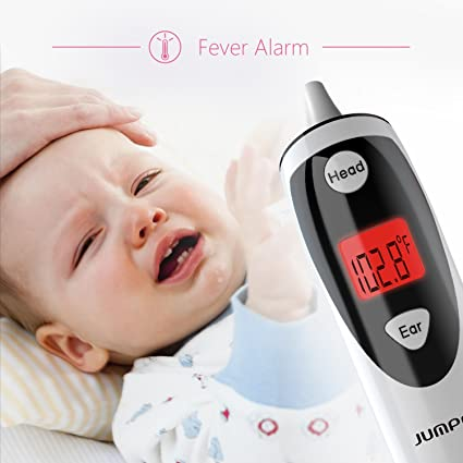 Amazon.com: Medical Ear Thermometer with Forehead Function: Health & Personal Care