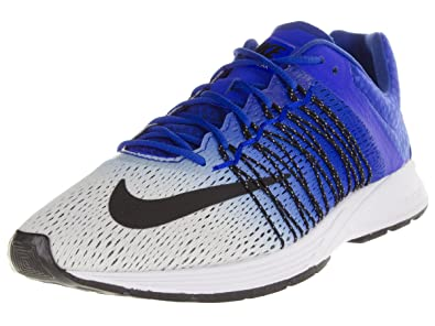 89243bfbb0446 Nike Men s Air Zoom Streak 5 White Black Racer Blue Running Shoe 11 ...